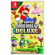 New Super Mario Bros U Deluxe - Nintendo Switch - Hra pro konzoli