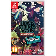 Travis Strikes Again: No More Heroes - Nintendo Switch - Hra pro konzoli