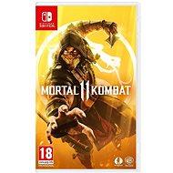 Mortal Kombat 11 - Nintendo Switch - Hra na konzoli