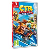 Crash Team Racing Nitro-Fueled - Nintendo Switch - Hra na konzoli