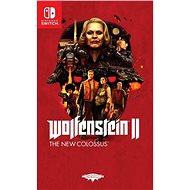 Wolfenstein II: The New Colossus - Nintendo Switch - Hra pro konzoli