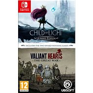 Child of Light + Valiant Hearts - Nintendo Switch - Hra pro konzoli