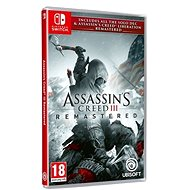 Assassins Creed 3 + Liberation Remaster - Nintendo Switch - Hra pro konzoli