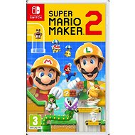 Super Mario Maker 2 - Nintendo Switch - Console Game