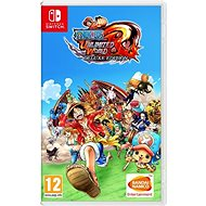 One Piece: Unlimited World Red - Deluxe Edition - Nintendo Switch - Hra pro konzoli
