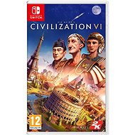 Sid Meiers Civilization VI - Nintendo Switch - Console Game