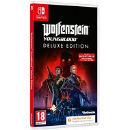 Wolfenstein Youngblood Deluxe Edition - Nintendo Switch - Hra pro konzoli