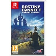 Destiny Connect: Tick-Tock Travelers - Nintendo Switch - Hra na konzoli