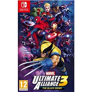 Marvel Ultimate Alliance 3: The Black Order - Nintendo Switch - Hra pro konzoli