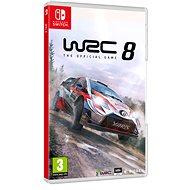 WRC 8 The Official Game - Nintendo Switch - Hra pro konzoli