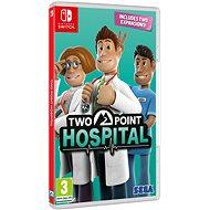 Two Point Hospital - Nintendo Switch - Hra na konzoli