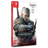 Witcher 3: Wild Hunt - Complete Edition - Nintendo Switch - Console Game