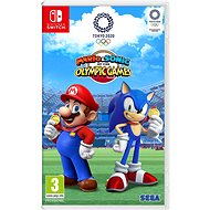 Mario & Sonic at the Olympic Games Tokyo 2020 - Nintendo Switch - Hra pro konzoli