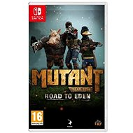 Mutant Year Zero: Road to Eden - Nintendo Switch