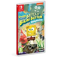 Spongebob SquarePants: Battle for Bikini Bottom - Rehydrated - Nintendo Switch - Hra na konzoli
