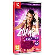 Zumba Burn It Up! - Nintendo Switch - Hra na konzoli