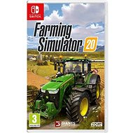 Farming Simulator 20 - Nintendo Switch - Hra na konzoli