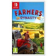 Farmer's Dynasty - Nintendo Switch - Hra na konzoli