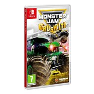Monster Jam Steel Titans - Nintendo Switch - Hra pro konzoli