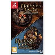 Baldurs Gate: Enhanced Edition - Nintendo Switch - Hra pro konzoli