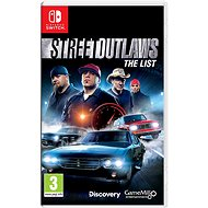 Street Outlaws: The List - Nintendo Switch - Hra pro konzoli