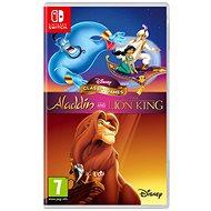 Disney Classic Games: Aladdin and the Lion King - Nintendo Switch - Hra na konzoli