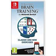 Dr Kawashima's Brain Training - Nintendo Switch