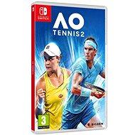 AO Tennis 2 - Nintendo Switch - Hra pro konzoli