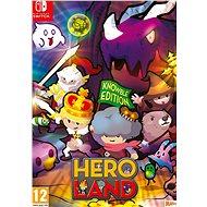 Heroland - Nintendo Switch - Hra na konzoli