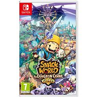 Snack World: The Dungeon Crawl Gold - Nintendo Switch - Console Game