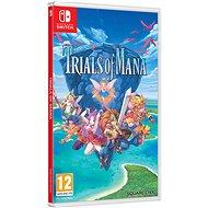 Trials of Mana - Nintendo Switch - Hra na konzoli