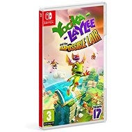 Yooka-Laylee and The Impossible Lair - Nintendo Switch - Hra pro konzoli