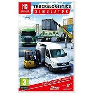 Truck and Logistics Simulator - Nintendo Switch - Hra na konzoli