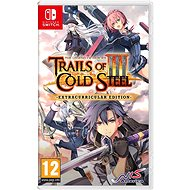 The Legend of Heroes: Trails of Cold Steel 3 - Nintendo Switch - Hra na konzoli