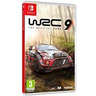 WRC 9 The Official Game - Nintendo Switch - Console Game