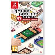 Clubhouse Games: 51 Worldwide Classics - Nintendo Switch - Hra na konzoli