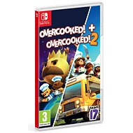 Overcooked! + Overcooked! 2 - Double Pack - Nintendo Switch - Hra na konzoli