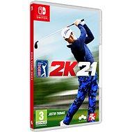 PGA Tour 2K21 - Nintendo Switch - Hra na konzoli