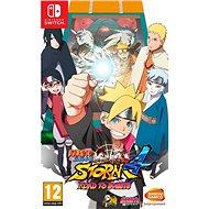 Naruto Shippuden Ultimate Ninja Storm 4: Road To Boruto - Nintendo Switch