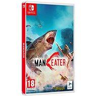 Maneater - Nintendo Switch - Hra na konzoli