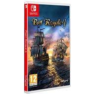 Port Royale 4 - Nintendo Switch - Hra na konzoli