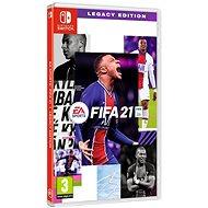 FIFA 21 - Legacy Edition - Nintendo Switch - Hra na konzoli