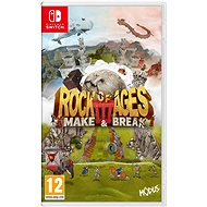Rock of Ages 3: Make and Break - Nintendo Switch