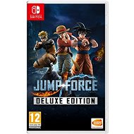 Jump Force Deluxe - Nintendo Switch - Hra na konzoli