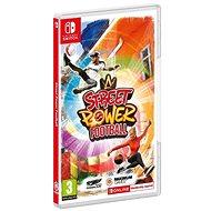 Street Power Football - Nintendo Switch - Hra na konzoli