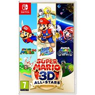 Super Mario 3D All-Stars - Nintendo Switch - Hra na konzoli