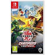Bakugan: Champions of Vestroia - Nintendo Switch - Hra na konzoli