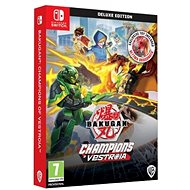 Bakugan: Champions of Vestroia - Toy Edition - Nintendo Switch - Hra na konzoli