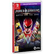 Power Rangers: Battle for the Grid - Collectors Edition - Nintendo Switch - Hra na konzoli