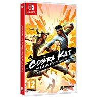 Cobra Kai: The Karate Kid Saga Continues - Nintendo Switch - Hra na konzoli